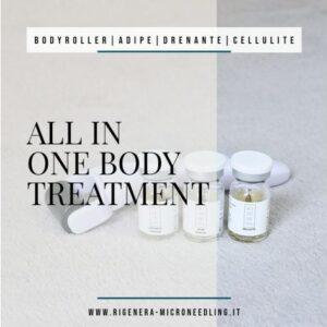 ALL IN ONE BODY TREATMENT – Rigenera