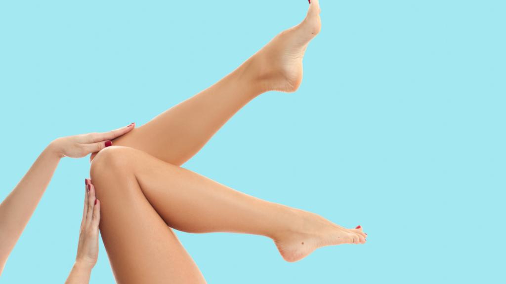 Depilazione rasoio gambe