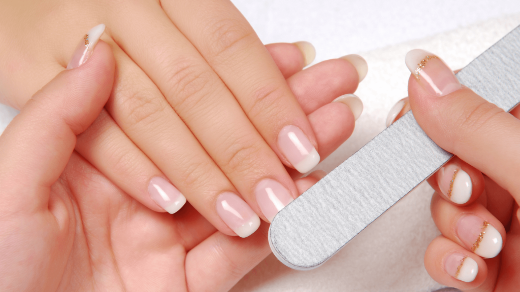 French manicure significato
