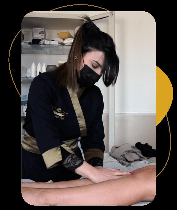 Servizi di massaggio linfodrenante