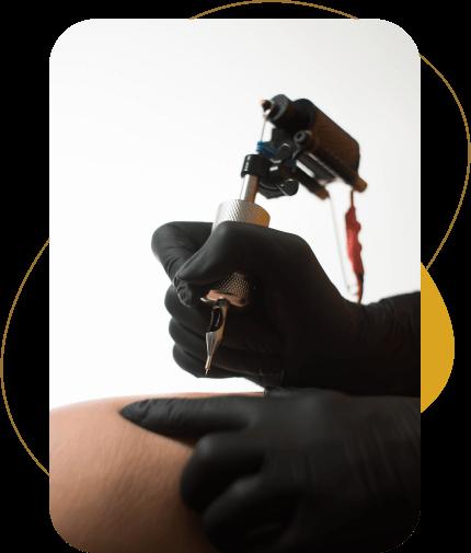 Corsi per tatuatori professionisti